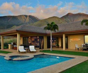 Lahaina View Villa in Hawaii