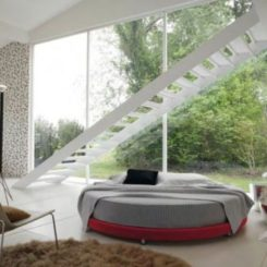 Kaleido Collection Round Beds By Euroform Pictures