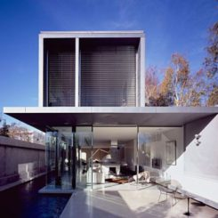 Ross Street Residence In Melbourne Defines Modern Architecture At Its Best