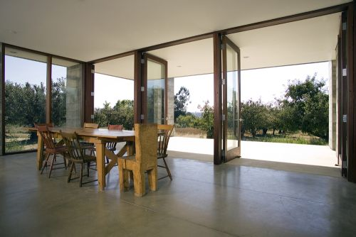 Orchard House In Sonoma County Ca Usa - Reawakening-the-midcentury-modern-vibe