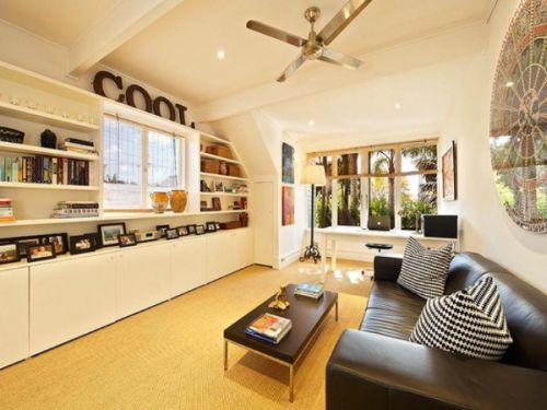 A Lovely Grey House In Paddington Sydney - A-lovely-grey-house-in-paddington-sydney