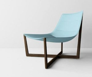 Christophe Pillet Designed Saint Tropez Lounge Chair