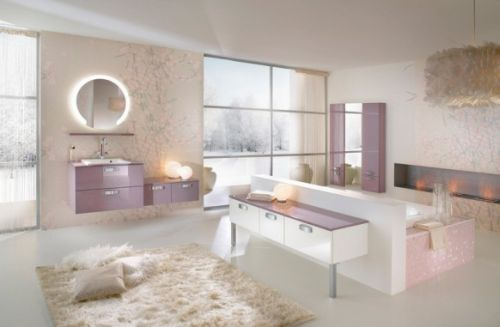 Stylish Bathrooms Beauteous Stylish Bathroom Designs From Delpha