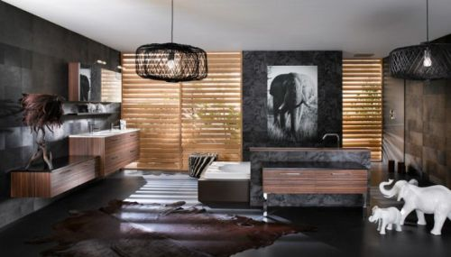 Stylish Bathroom Designs from Delpha