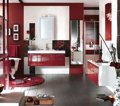 Stylish Bathrooms Endearing Stylish Bathroom Designs From Delpha