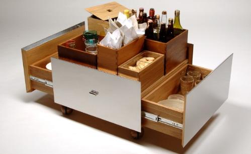 Toto Bar Serving Carts Adores Creativity