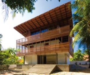 The Tropical Holiday House From Camarim Architects