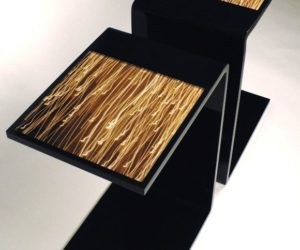 C Table by art photographer Richard Bettinger and the McLaughlin Collection