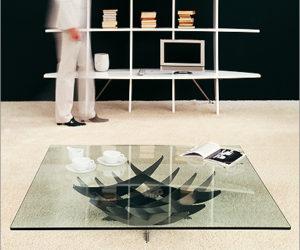 Cattelan Italia Atlas Glass Coffee Table Design Ideas