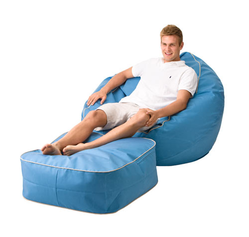 Coast New Zealand:Bean Bag Chairs Are An Ergonomic Solution