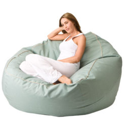 Coast New Zealand:Bean Bag Chairs Are An Ergonomic Solution Photo