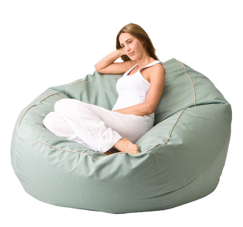 Good Coast New Zealand:Bean Bag Chairs Are An Ergonomic Solution