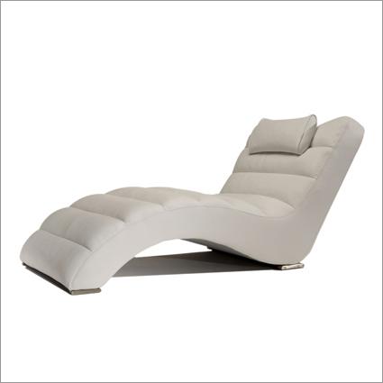 contempo zagato chaise longue leather. Black Bedroom Furniture Sets. Home Design Ideas