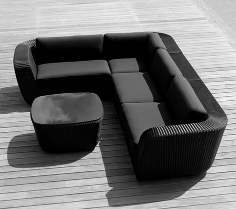 Laneventure Offering Synthetic Wicker Outdoor Furniture. Since ... - Savannah Furniture Line To Pep Up Your Poolside