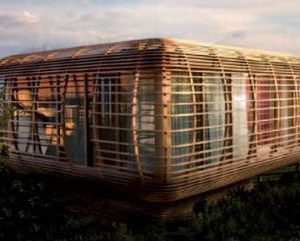 Fincube: Sustainable Architecture Project