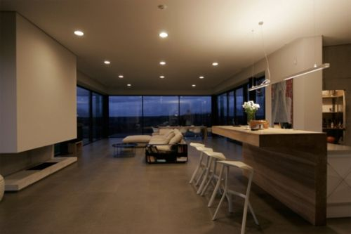 Family House With Large Glazings Shuns A Typical Garage - Satiya-house-refurbished-to-accommodate-a-larger-family
