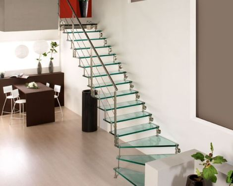 Beautiful Staircase Design Ideas by Cast