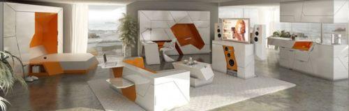 Futuristic Minimalist Furniture from Boxetti