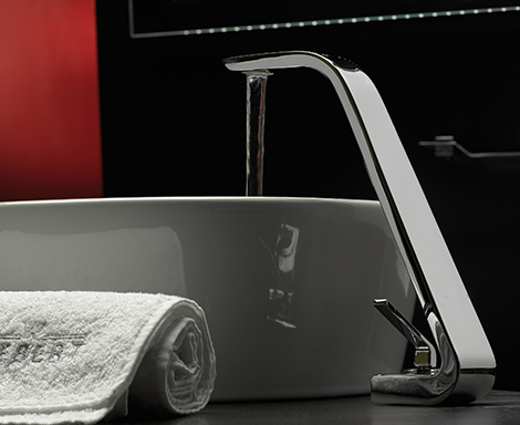 Webert Bathroom Faucets That Adore the Italian Style