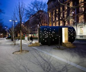 Wonderful Infomab10 Pavilion By Studio Kg Nice Look