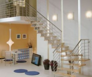 Beautiful Staircase Design Concept by Cast