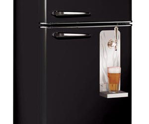 Northstar refrigerator with Removable Brew Master draft system