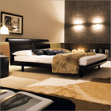 Silenia High End Bedroom Luxury Furniture
