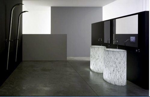 'Vision' Free Standing Sink from Rapsel