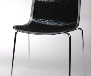 Marcel Wander Designed Troy and Sparkling Chairs for Magis