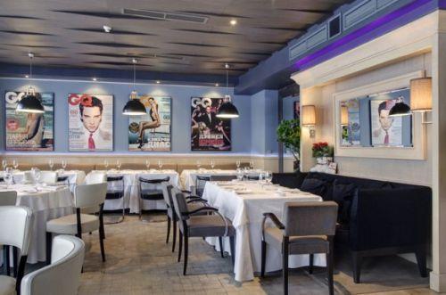 Restaurant Interior Designs Ideas