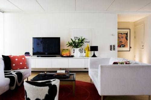 Chic and modern house with beautiful surroundings - La casa sueca decoracion ...