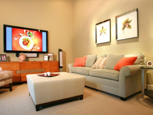 Contemporary Living Rooms by Ammie Kim
