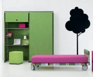 Happy furniture that reflect teen's lifestyle