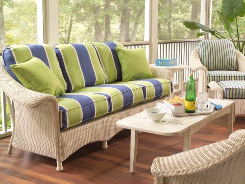 Why wicker patio furniture is the best choice for your - Sofas de mimbre ...