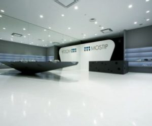 Eastern Design Office Designed The MOSTIP Shoe Shop Photo