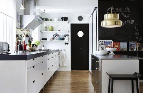 White Interior Design Pictures by Per Gunnarsson