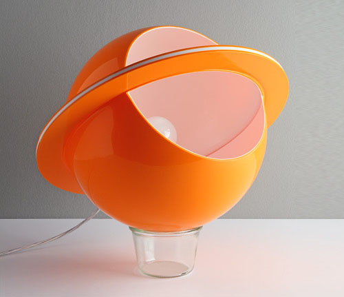 Space Age Lights Collection From The Exhibition At
