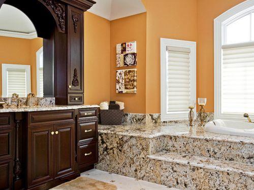 Modern Bathrooms Design From Vanessa Deleon