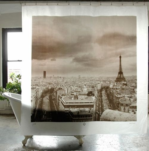 Most Unique Shower Curtains