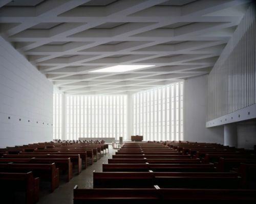 Христианская церковь Чжунгуаньцунь от gmp architekten