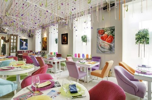 Restaurant interior designs ideas for Some interior design ideas