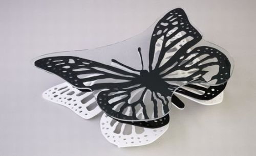 Unique Butterfly Coffee Table