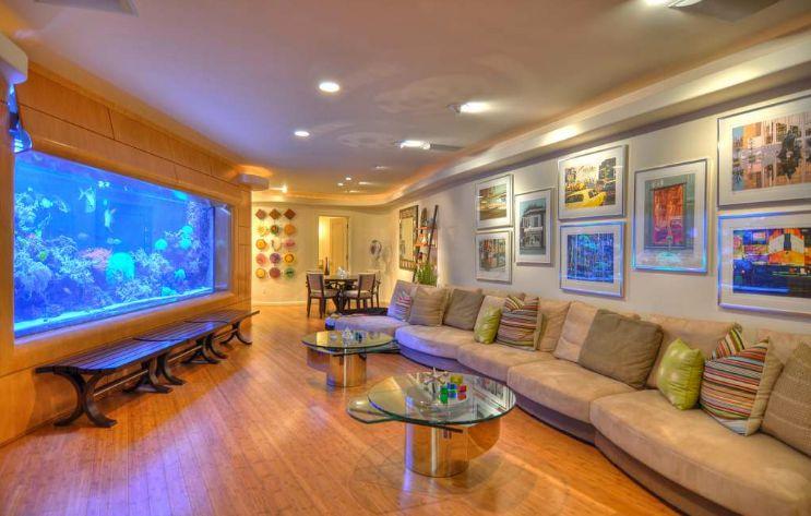 different dimensions aquarium interior achievement