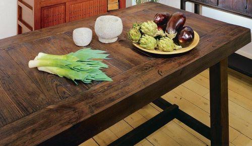 Elvis Wood Top Dining Table By Cattelan View In Gallery