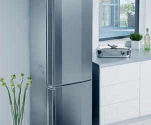 New refrigerator-freezer combos from AEG