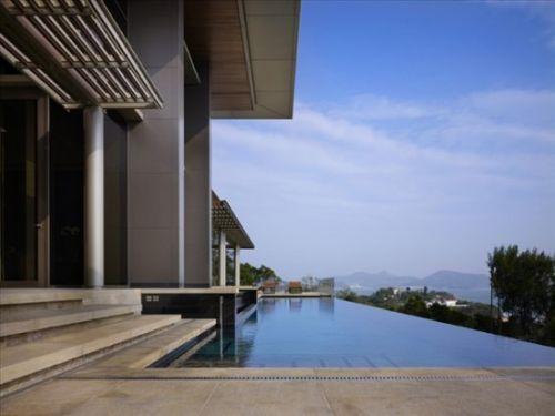 Hong Kong Villa Located In Shek O - Hong-kong-villa-located-in-shek-o