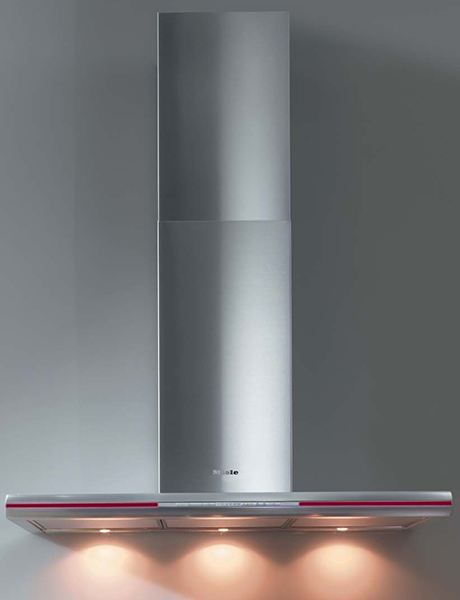 Wide Miele Wall Mounted Kitchen Hood Ideas