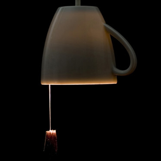 Pendant Teelight Lamp Adds Variety to Your Home Décor