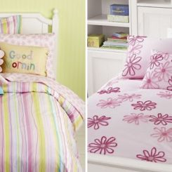 Cute Bedding Ideas For Girls From The Land Of Nod