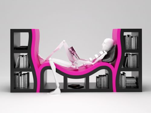 Unique Bookshelves 16 most creative and unique bookshelves